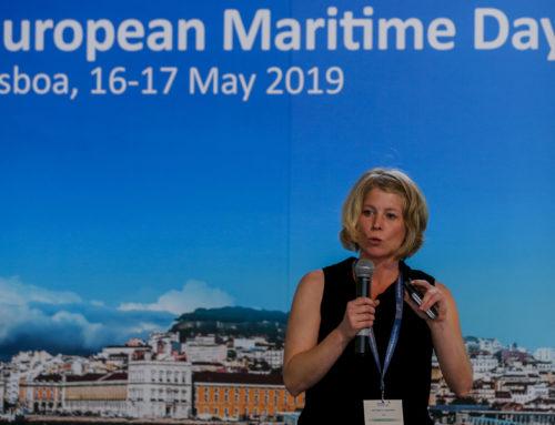 BLUENET celebrates the European Maritime Day 2019 in Lisbon!